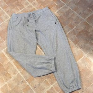 Nautica sweatpants size men's extra large